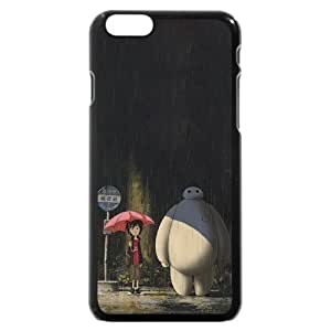 Customized Black Hard Plastic Disney Cartoon Movie Big Hero Baymax Case Cover For SamSung Galaxy Note 3 Case, Only fit Iphone 5/5S