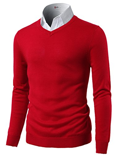 H2H Casual Pullover Sleeve Sweater