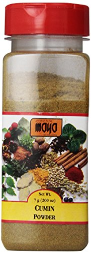 Maya Cumin Powder, 200g (7oz) by Maya Wrap