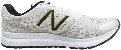 New Balance Mens FuelCore Rush V3 White Size: 8: