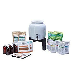 KOMBUCHA CONTINUOUS BREWING SYSTEM Gold Package