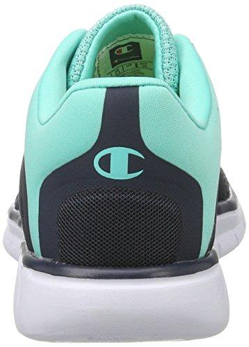 Chaussures Nbk Alpha Navyblau Hellblau de Bleu Femme Compétition Running Champion Z5wp0Hqq