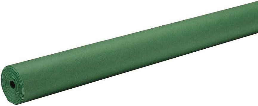 Emerald Green roll 36 x 1000-ft Pacon 63140 Rainbow Lightweight Duo-Finish Kraft Paper