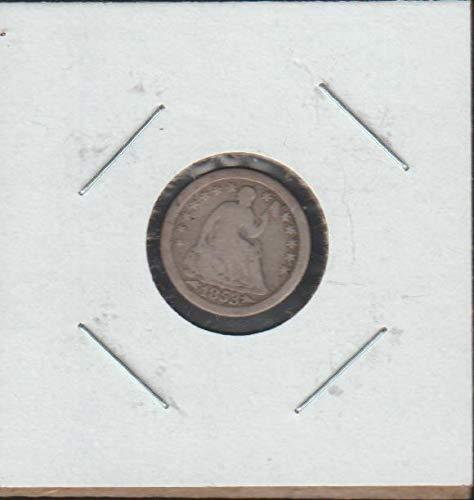(1853 Liberty Seated (1837-1873) (With Arrows) Half Dollar Good )