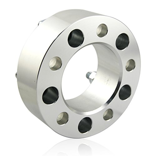 Orion Motor Tech 4pcs 2'' Wheel Spacers 5x4.75 | 12x1.5 Studs for Chevy Corvette Camaro S10 S15 GMC Jimmy Sonoma Typhoon & Cadillac Oldsmobile Pontiac by OrionMotorTech (Image #7)