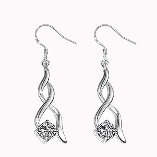 - Halfbye Earrings, Stylish Earrings Women Stud Dangle Earrings Long Personality Earrings Jewelry