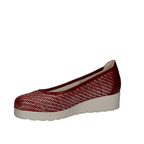 Keys 5125 Ballerinas Frauen Rot 40