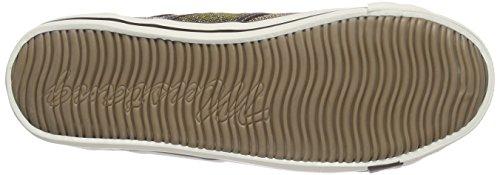 Mustang 1099-308 - Zapatillas Mujer Morado - Violett (839 beere)