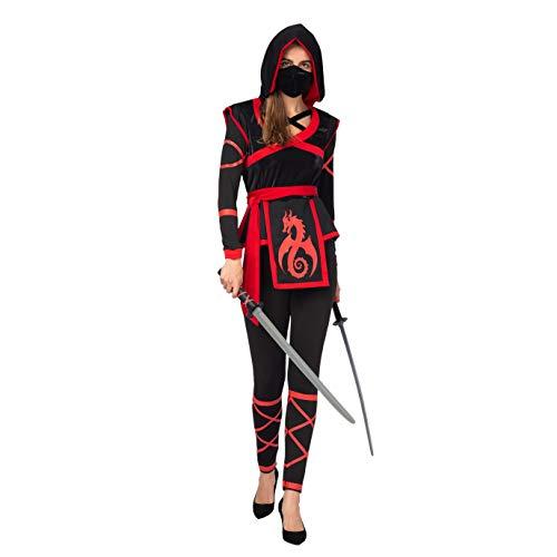 Lara Croft Costumes Ideas - Spooktacular Creations Sexy Halloween Darkness Ninja