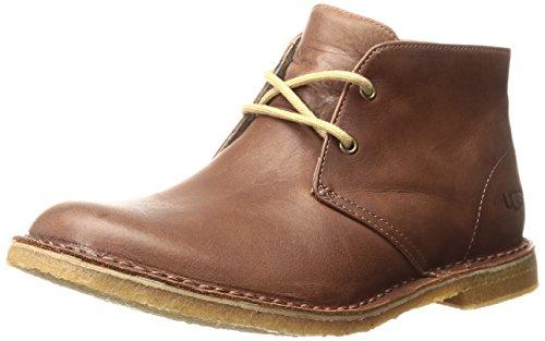UGG Men's Leighton Chukka Boot, British Tan, 13 US/13 M US ()
