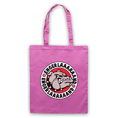 Art Clothing England English Icon Rose Bulldog d'emballage My amp; Parody Sac Engerlaaaaaand qw5ZTxnCnW