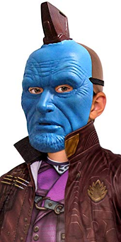 Rubie's Costume Guardians of The Galaxy Vol. 2 Child's Yondu Molded Half-Mask, One Size ()