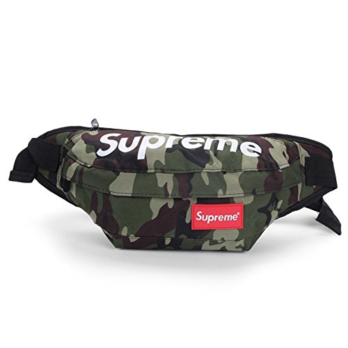 Supreme CAMO Fanny Pack/Waist Bag-Supreme Phone Grip Gift Included(see pics)-Promo Price!! from Supreme Est.1994