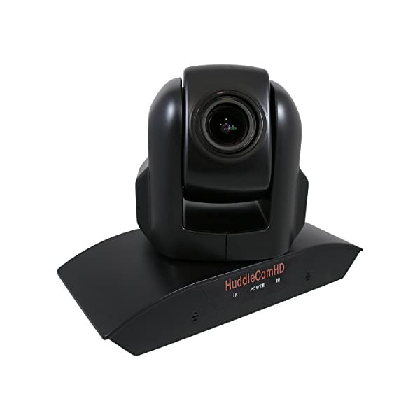HuddleCamHD USB Conference Cameras with PTZ Control Webcams for Zoom Video Conferencing 3X wAudio