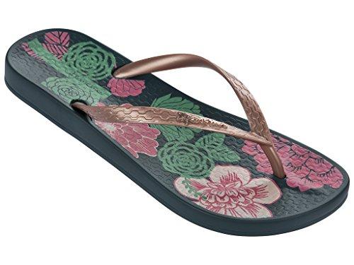 Ipanema - Sandalias de Caucho para mujer multicolor multicolor grün/rosa (24300)