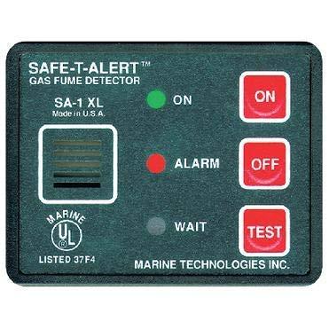 (SEACHOICE Seachoice Gas/Propane Fume Detector 50-46381)