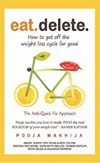 Eat. Delete. price comparison at Flipkart, Amazon, Crossword, Uread, Bookadda, Landmark, Homeshop18