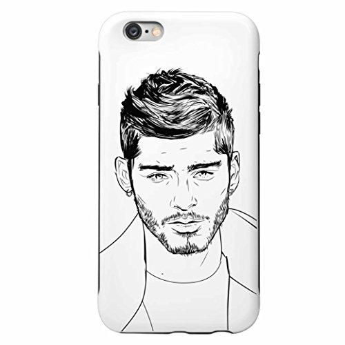 Zayn Malik Apple IPhone 5 5s 6 6s Plus phone Case (iphone 7 plus)