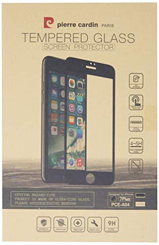 Película de Vidro 5D Tela Inteira Para Iphone 7 Plus Iphone 8 Plus, Pierre Cardin, PC10-02, Branco