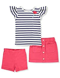Carter's Girls' 3-Piece Outfit