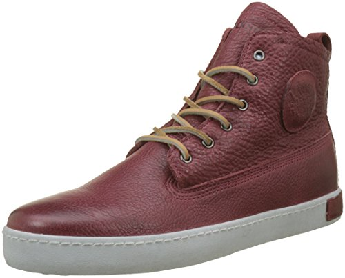 La Haute Marron Chaussures Homme Blackstone (bourgogne)