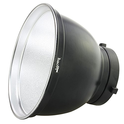 haoge 7 standard reflector diffuser lamp shade dish for bowens mount studio light strobe flash. Black Bedroom Furniture Sets. Home Design Ideas