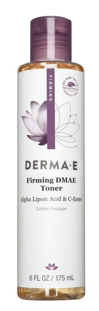 DERMA E Firming DMAE Facial Toner with Alpha Lipoic Acid, 6 oz by DERMA-E