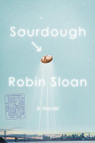 Sourdough (Wheeler Publishing Large Print Hardcover)