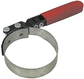 Lisle 53700 Small Swivel Grip Oil Filter Wrench