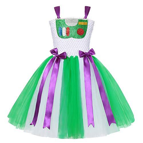 Little Girls Costume Princess Dress Up Halloween