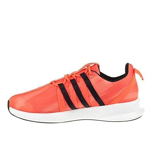 Adidas - ZX Flux SL Loop Racer J - S85618 - Color: Rojo - Size: 39.3