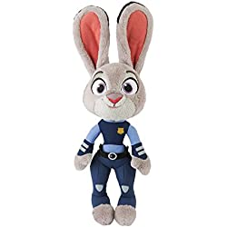 TOMY Zootopia Large Plush Office Judy Hopps