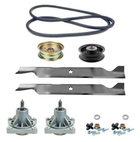 "Poulan Pro 461ZX 46"" Zero Turn Mower Deck Parts Rebuild Kit"