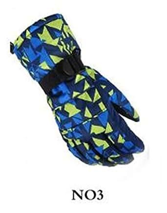 Amazon.com : JFDSYLHS 29/ Unisex Ski Gloves Snowboard