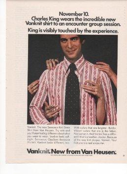 Amazon Com Van Heusen Vanknit Dress Shirts Men S Clothes 1971