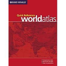 Rand McNally Quick Reference World Atlas (World Atlas / Quick Reference)