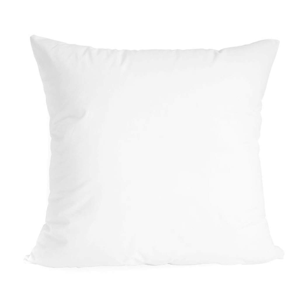 Gessppo 15.7 x15.7inch Cotton Pillow Inserts Winter Standard Pillow Cushion Core Square Form Pillow Interior Home Decor White Sleeping Pillow