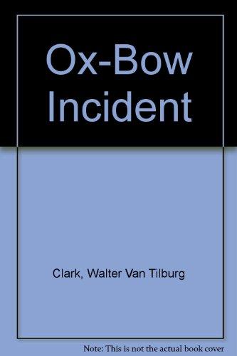 Descargar Libro Ox-bow Incident Walter Van Tilburg Clark