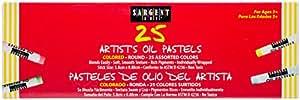 Sargent Art 22-2018 25-Count Oil Pastels