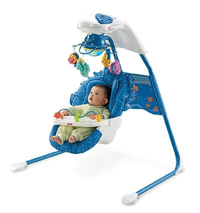 amazon com ocean wonders aquarium cradle swing stationary baby rh amazon com Fisher-Price Aquarium Cradle 'N Swing Fisher-Price Baby Swings Walmart