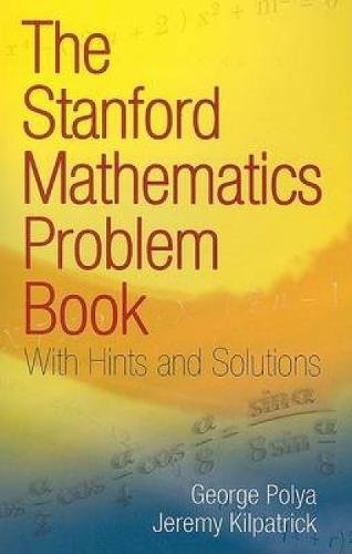 The Stanford Mathematics Problem...
