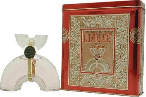 Full Metal Jacket By Fmj Parfums For Women. Eau De Parfum Spray 3.3 Ounces