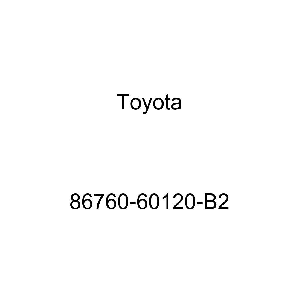 Toyota 86760-60120-B2 Telephone Antenna Assembly