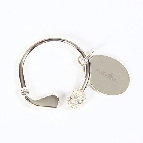 PGA Bent Club & Golf Ball Key Ring, 1