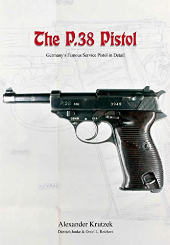 The P.38 Pistol, Germany's Famous Service Pistol in Detail