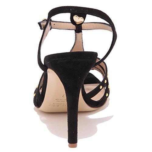 SET Nero 1009Q sandalo scarpa sandal BARBIERI TWIN SIMONA donna woman anAxBfFqwn