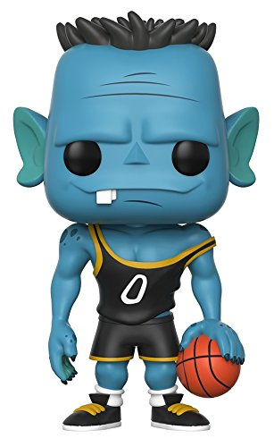 [Funko POP Movies Space Jam M3 (Blue Monstar) Action Figure] (Monstars Space Jam Costumes)