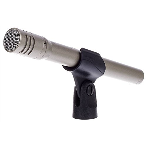 Shure SM81-LC Cardioid Condenser Instrument Microphone by Shure (Image #1)