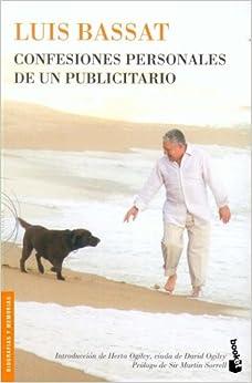 Book Confesiones personales de un publicitario