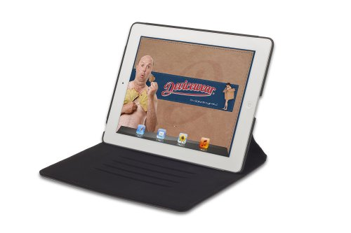 Devicewear The Ridge Slim Case for iPad 4th Generation, New iPad 3 and iPad 2